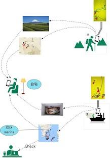 BoatGPS GPS App. for Hiking/Boat fishing - náhled