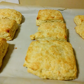 Easy Buttermilk Biscuits from Scratch.