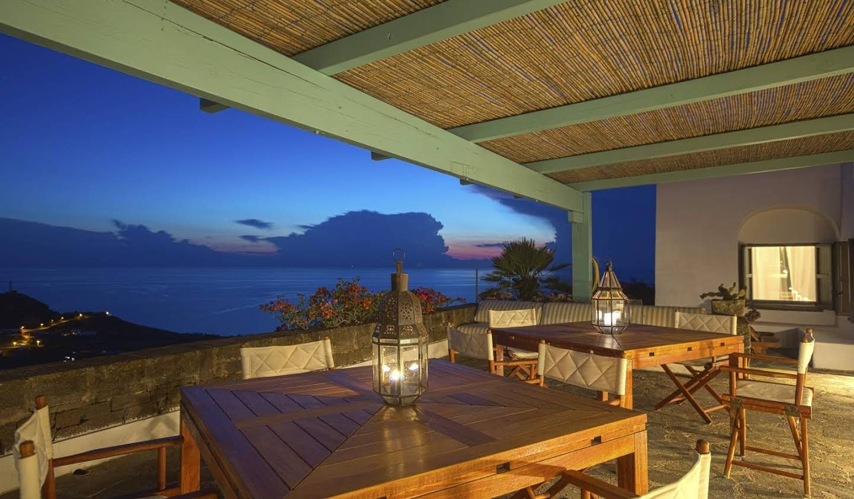 Villa avec jardin et terrasse Pantelleria