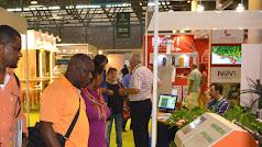 Visitantes en una edición pasada de Infoagro Exhibition.