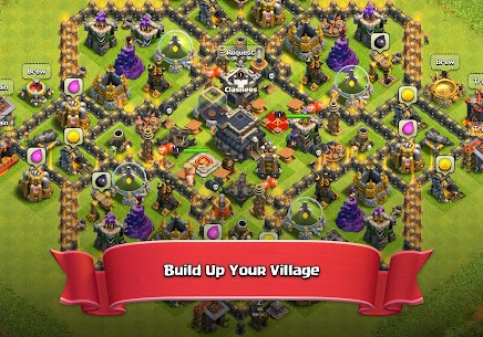 Clash Of Clans Mod 10