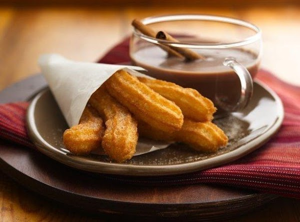Churros- Bisquick Style Recipe