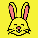 Видеочат - Rabbit Chat icon