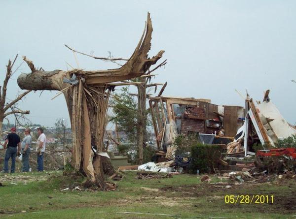 Joplin Disaster Recipe