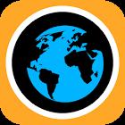 Airtripp - 与外国朋友聊天并分享世界各国照片 icon