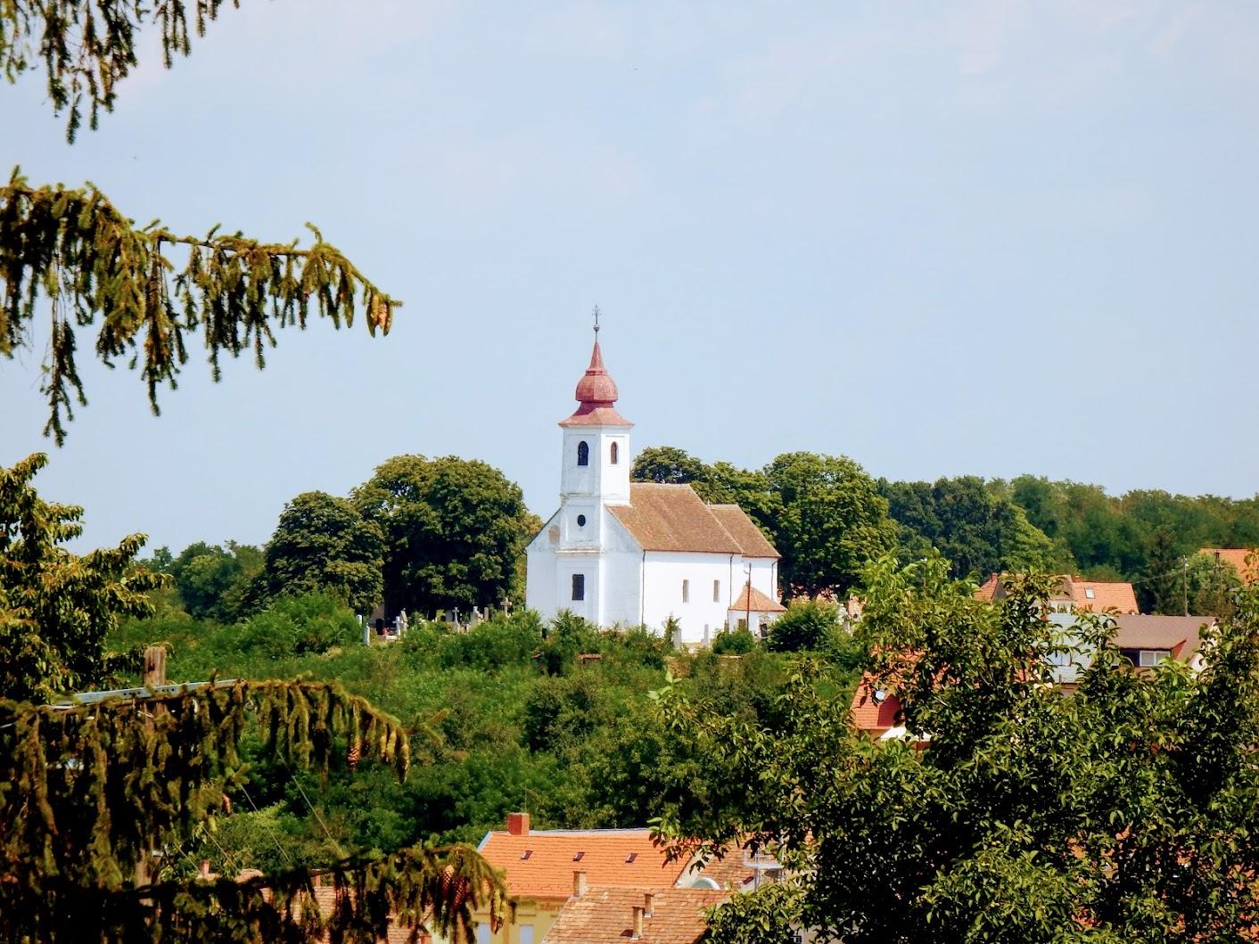 Vasvár - Nagyboldogasszony rk. templom