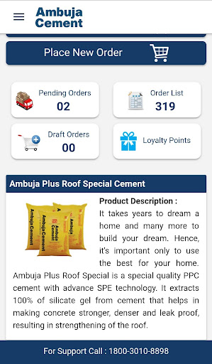 ambuja dealer connect app download