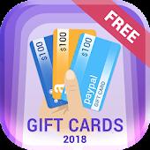 Tải Free Gift Cards & Promo Codes APK