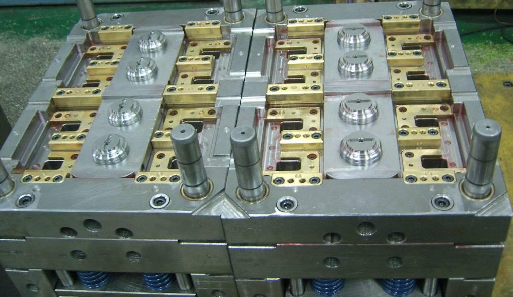 oiles slide pad & ball retainer for plastic injection mould