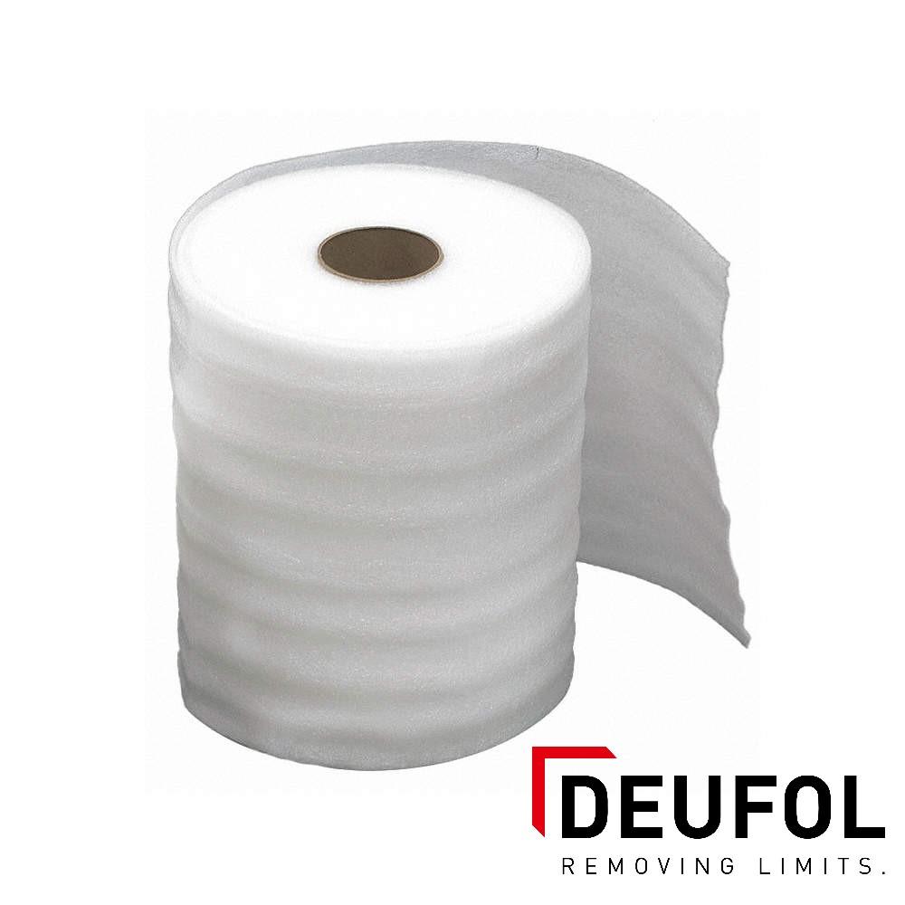 Rouleaux de mousse polyéthylène 250 m * 1.25 m * 2 mm