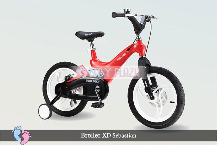 Xe đạp Broller Sebastian
