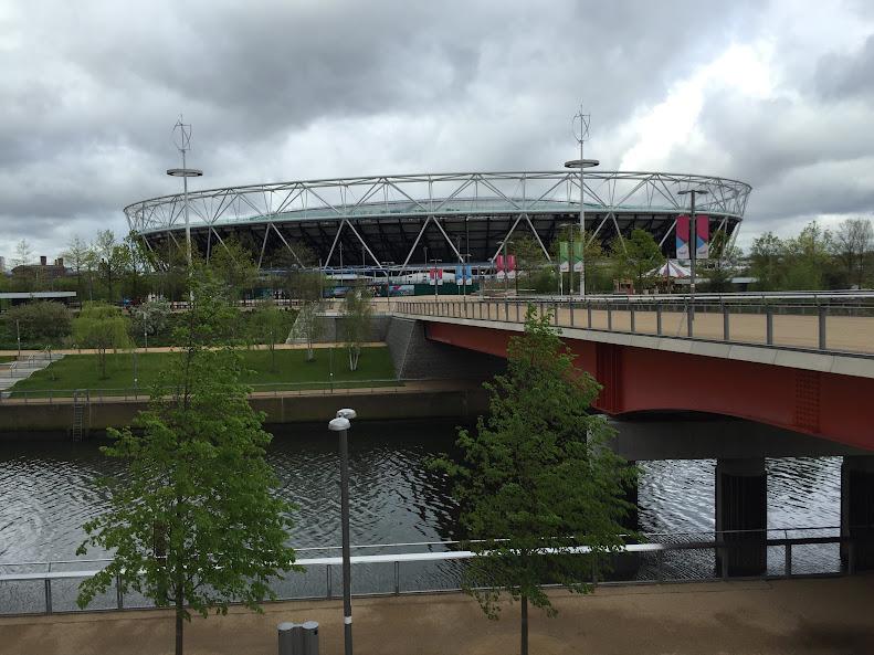 ロンドン オリンピックスタジアム