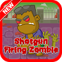 Shotgun Firing Zombie APK icon