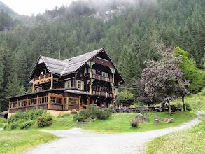 Photo: 1923 wurde das Prossau-Alpenhaus erbaut