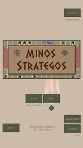 Minos Strategos 1.0.8 Mod APK (Unlimited) 1