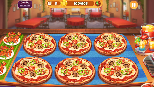 Cooking Crush: New Free Cooking Games Madness apktreat screenshots 2