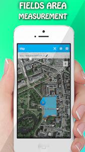 GPS  Area Calculator: Area Measurement 1.3