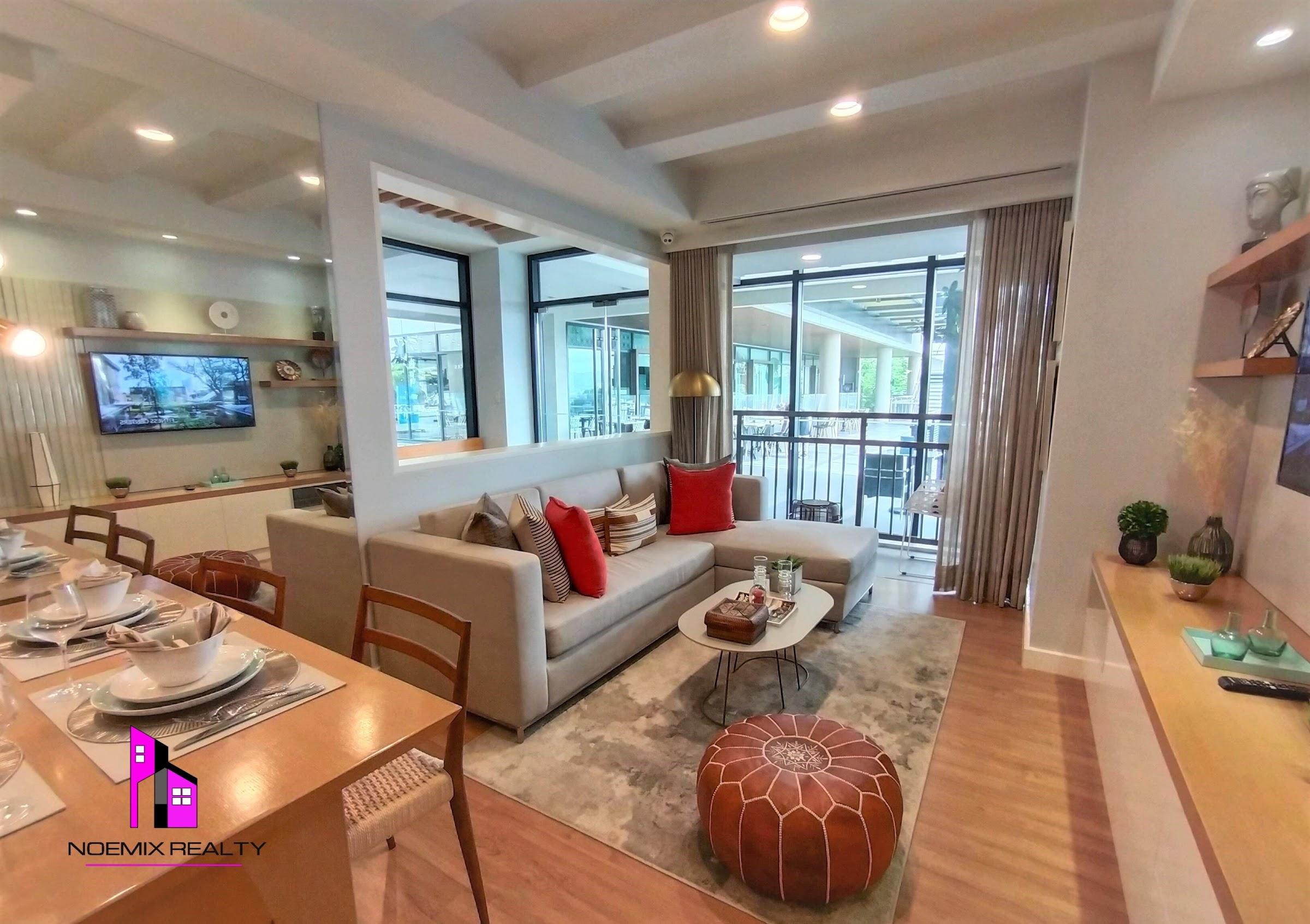 The Arton by Rockwell, Katipunan, Quezon City 2 bedroom unit