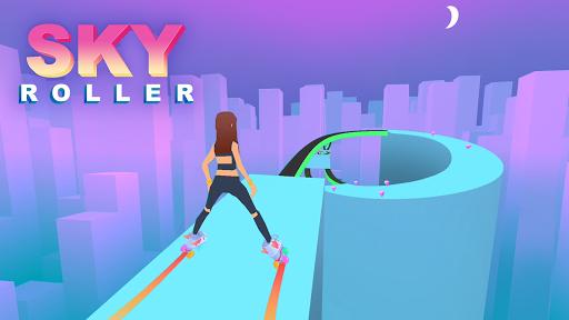 Sky Roller  Wallpaper 7