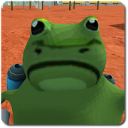 Amazing Frog: Surviving Mars