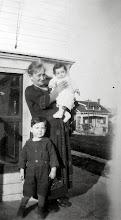 Photo: Robert Marks, Ernestine Bernstein Heyman and Mervyn Harvey Marks