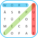 Word Search Games in German 🎓 icon