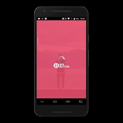 Big Button - screenshot