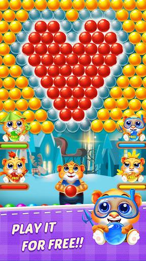 Bubble Shooter 2 Tiger android2mod screenshots 5