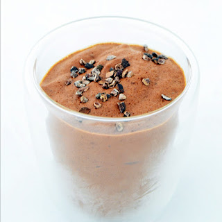 "Vegan ""Chickpea"" Chocolate Mousse"
