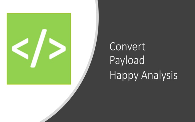 Convert Payload