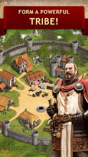 Tribal Wars screenshot 00