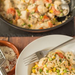 Chicken Creme Fraiche Pasta Recipes.