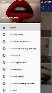 Makeup Videos for PC-Windows 7,8,10 and Mac apk screenshot 2