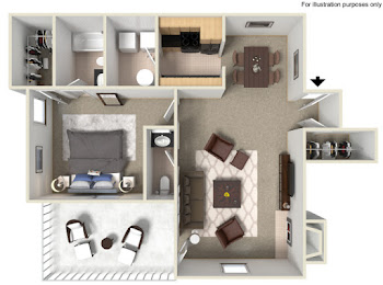 Go to 1A Floorplan page.