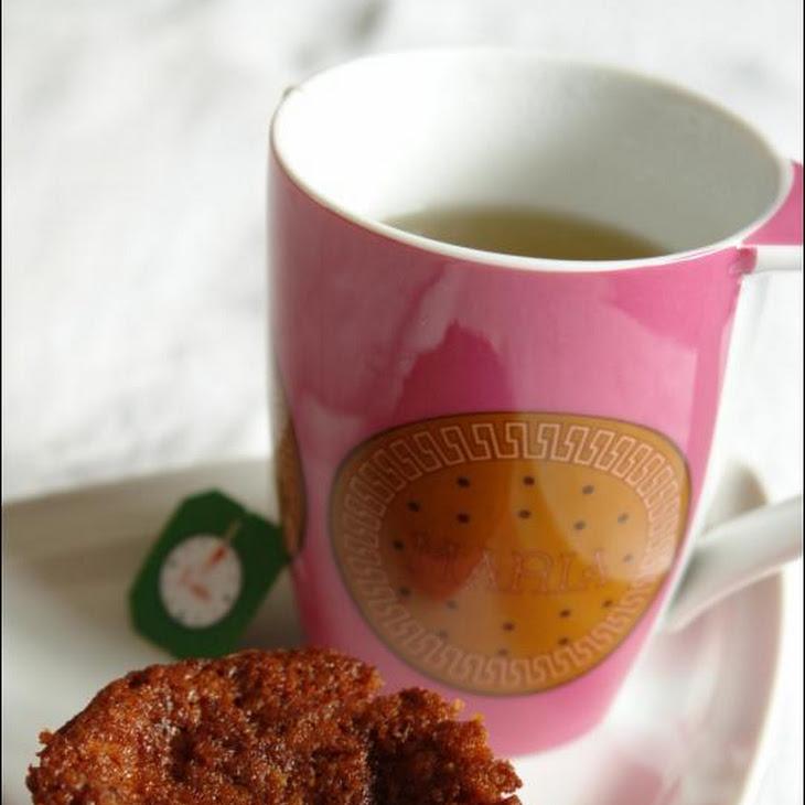 Tomato and Nut Muffins Recipe