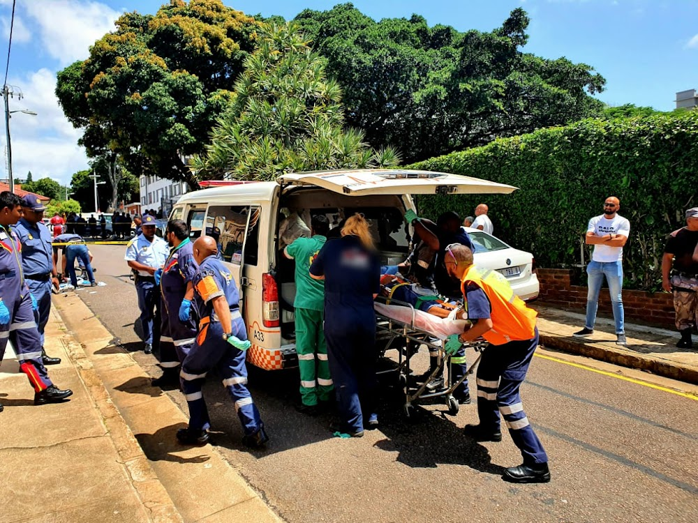 Police officer critical after shooting in Durban's Musgrave - SowetanLIVE