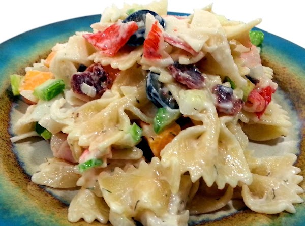 Bacon And Cheese Seafood Pasta Recipe