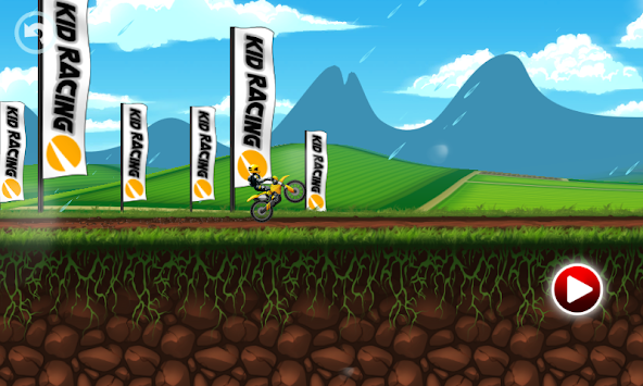 Zabava Kid Racing - Motocross APK screenshot thumbnail 7