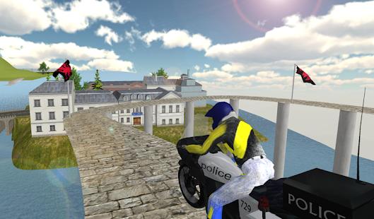Motorbike Free 3D Simulator - náhled