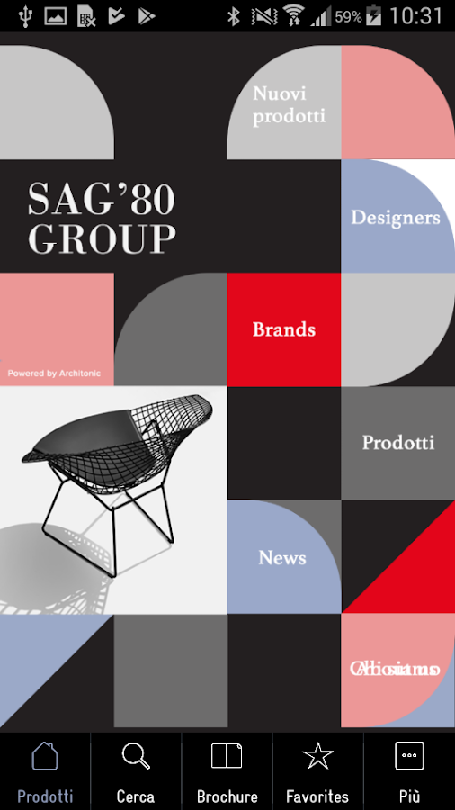 SAG'80 Group- screenshot