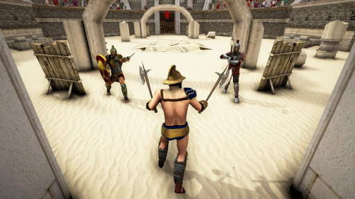 Gladiator Glory apkmr screenshots 3
