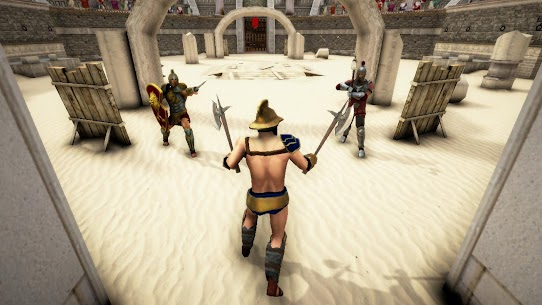 Gladiator Glory MOD (Stupid Bots) 3