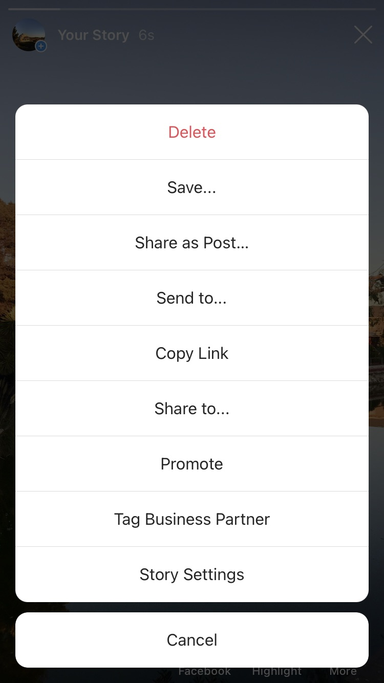 branded content instagram add business partners