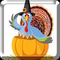 2017 Happy Thanksgiving Live Wallpaper HD icon