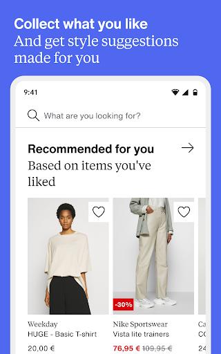 Zalando – fashion, inspiration & online shopping 4.67.0 screenshots 14
