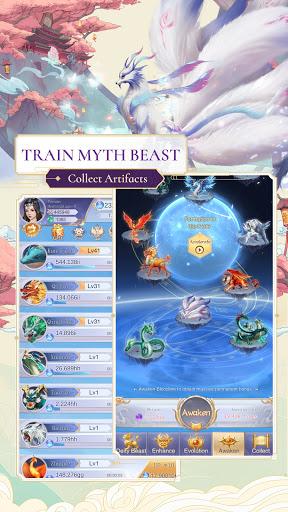 Idle Immortal: Train Asia Myth Beast screenshot 2