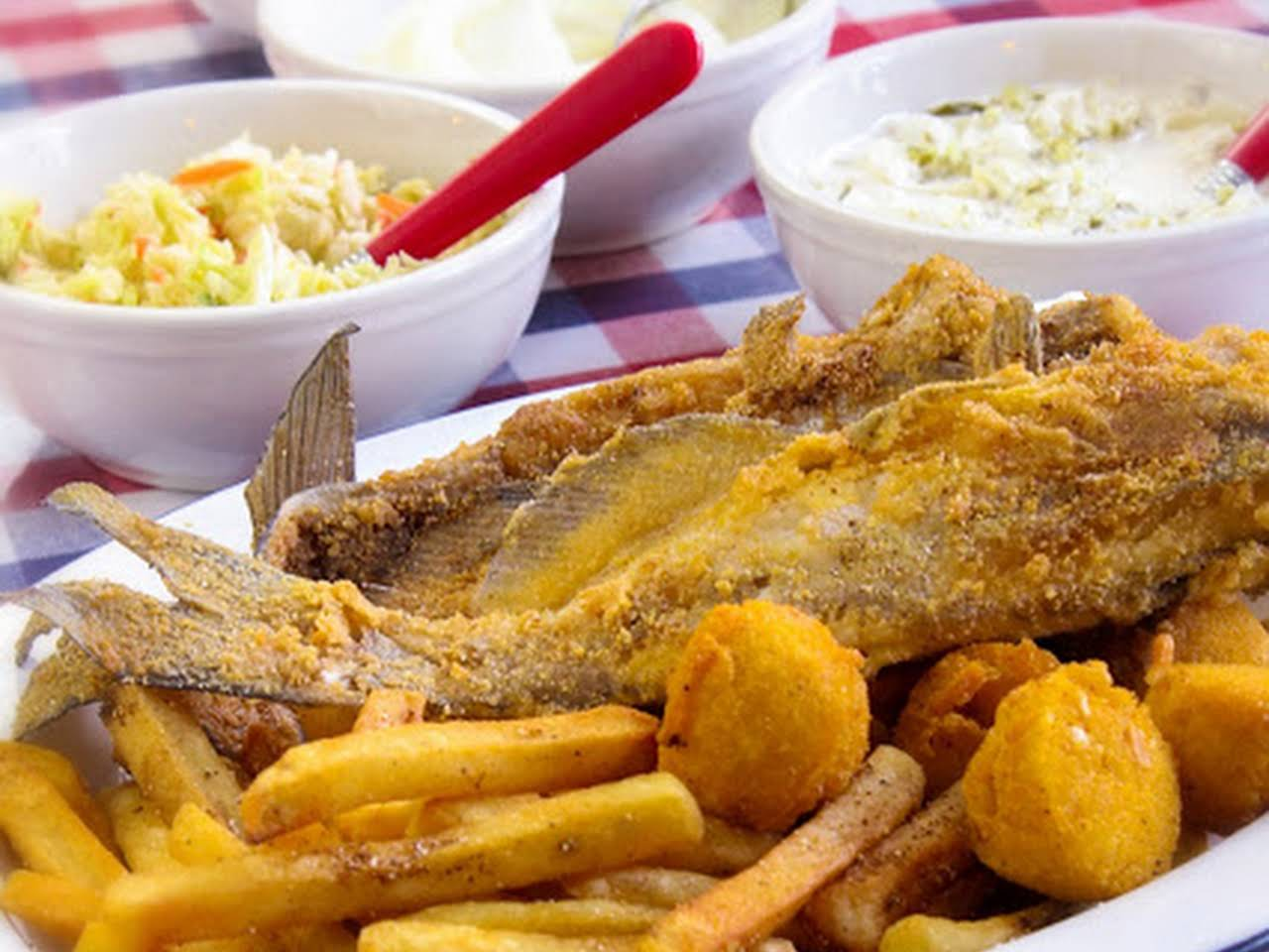 Catfish Batter without Cornmeal Recipes ...