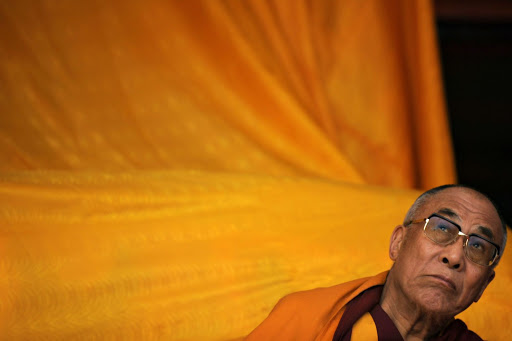 China has effectively silenced Tibet, and the Dalai Lama too