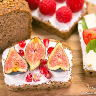 Almond and Coconut Bread Recipe