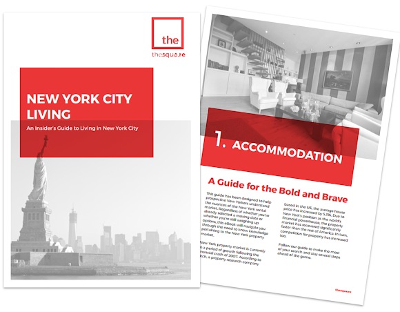 New York relocation guide accommodtion
